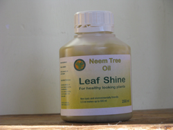 Greenworld Neem oil for all natural applications.
